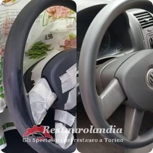 rigenerazione volante in plastica Volkswagen a Torino